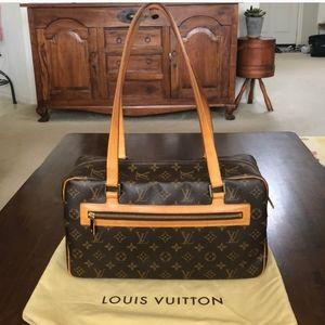 ❤ Louis Vuitton Cite GM Monogram Shoulder Bag❤